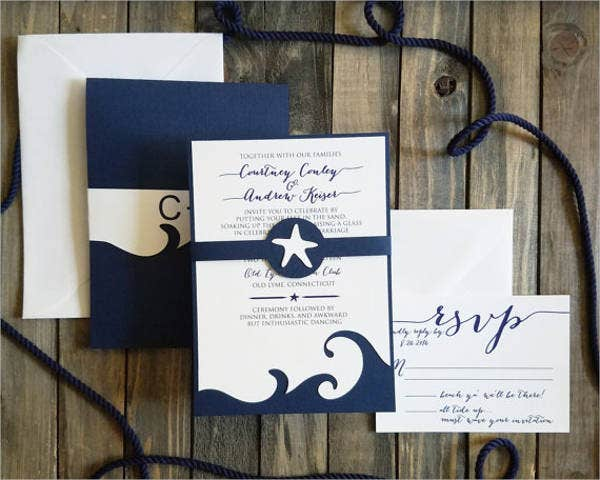 modern destination wedding invitations