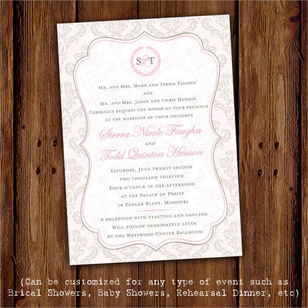 traditional-wedding-shower-invitations
