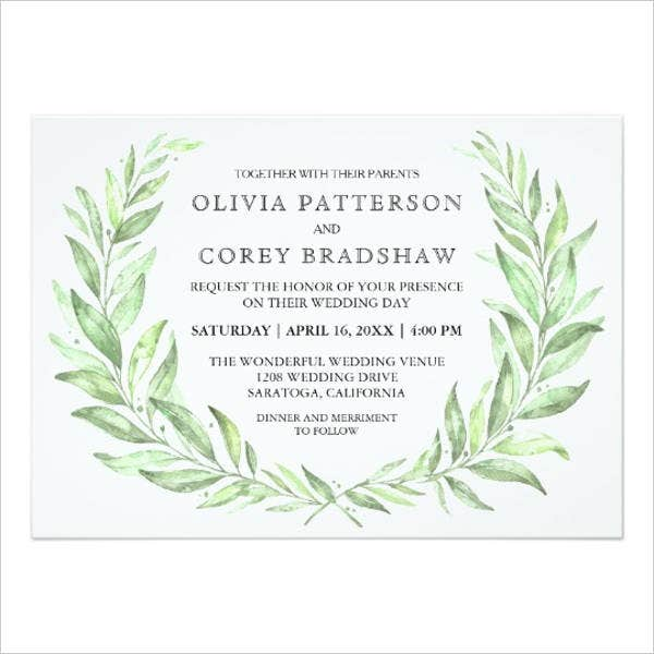 laurel-wreath-wedding-invitation