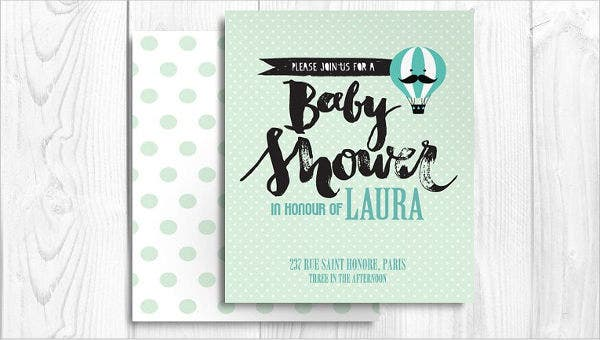 43  printable baby shower invitations