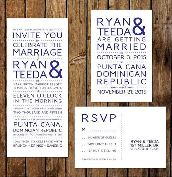 diy-wedding-announcement-invitations