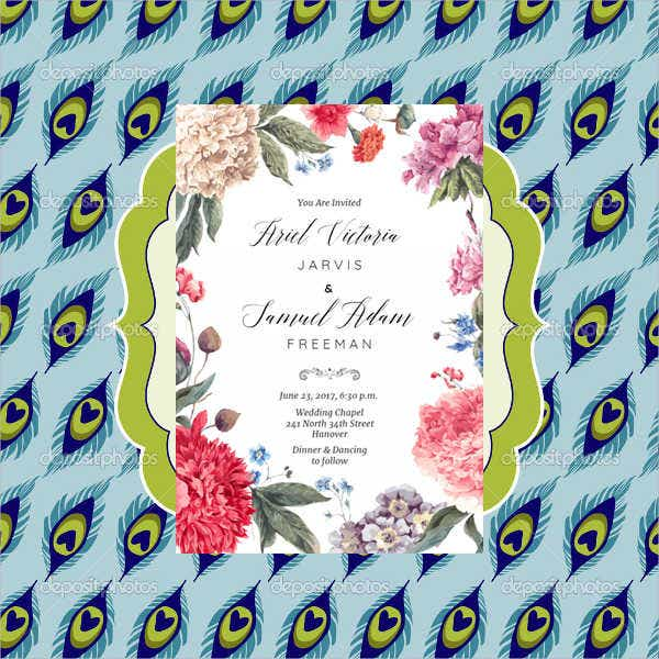vintage-peacock-wedding-invitations
