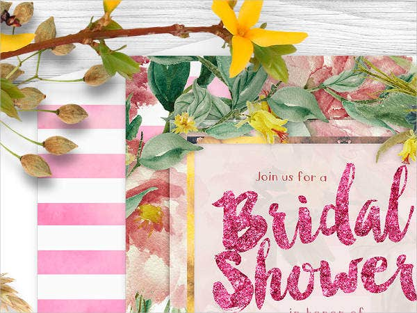 garden-wedding-shower-invitations