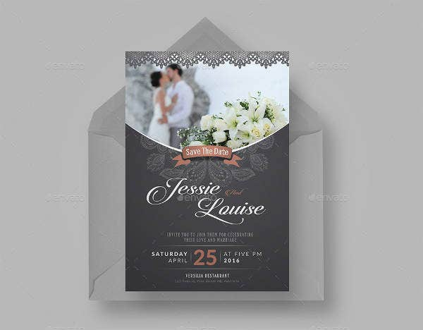 traditional wedding shower invitations1