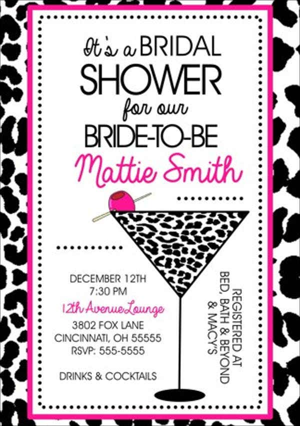 cocktail-wedding-shower-invitations
