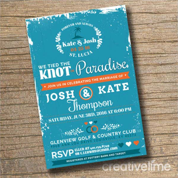 destination wedding reception invitations1