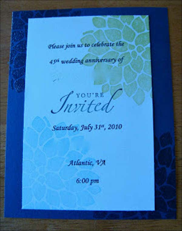 wedding-anniversary-party-invitations