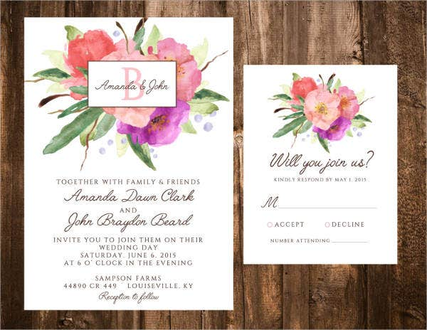 chalkboard-floral-wedding-invitations