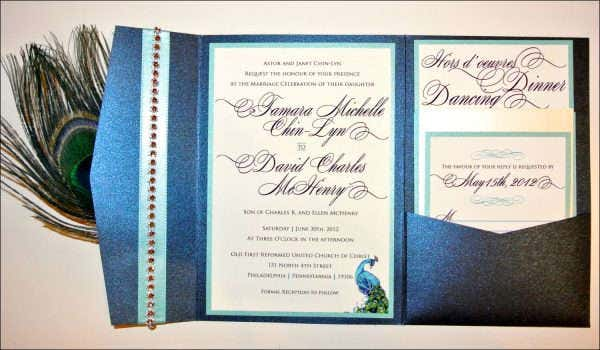 formal-peacock-wedding-invitations