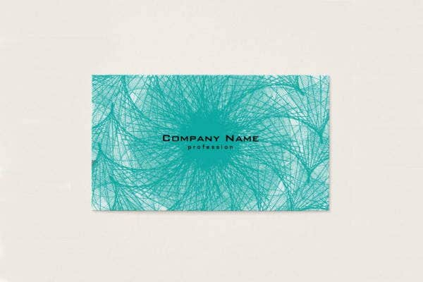 fractal-network-business-card