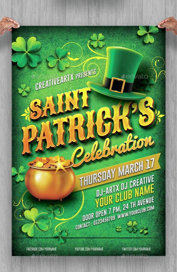 st-patricks-celebration-invitation