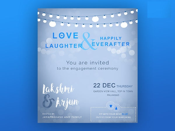free-sample-engagement-invitation