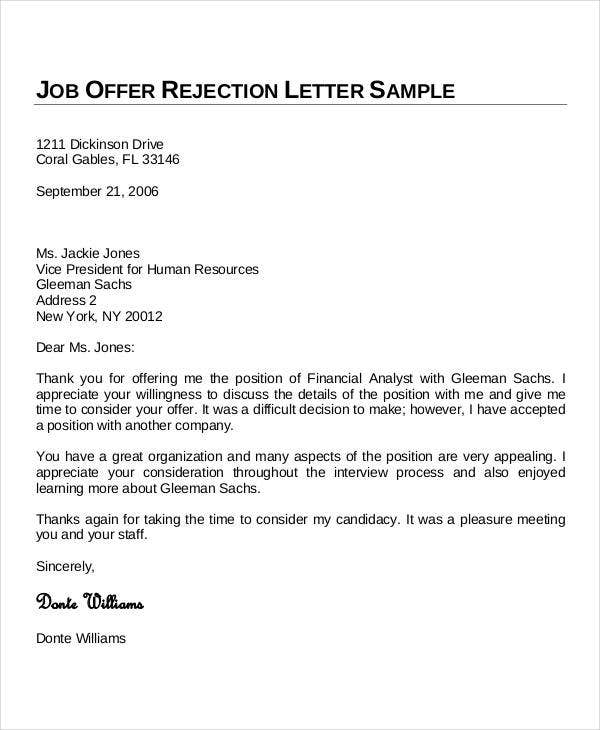 Sample ThankYou Letters   Free Word Pdf Documents Downloads