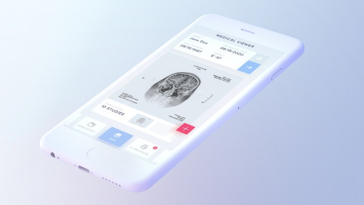 soft iphone mock up
