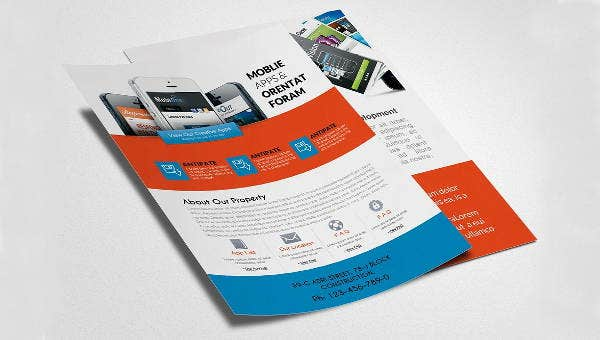 12 Double Sided Flyer Templates Word Psd Ai Eps
