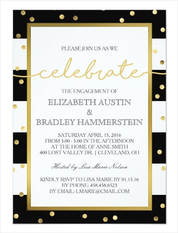 sample engagement party invitation1