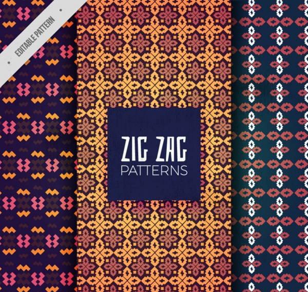 zig-zag-pattern-design