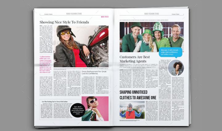 fasper fashion newspaper