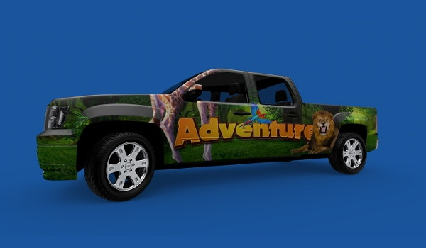 pickup-truck-mockup