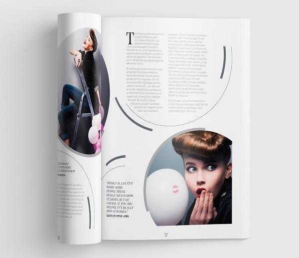 professional-magazine-newsletter