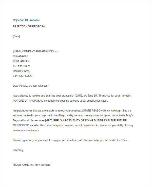 Offer Letter Examples  Free Word Pdf Documents Download