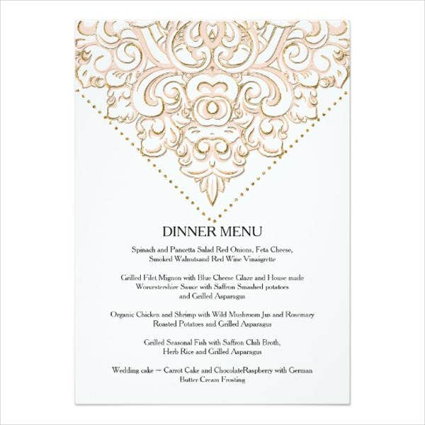 formal business reception invitation