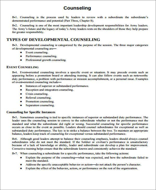 Army-Quarterly-Counseling-Form Quarterly Counseling Form Army Example on military bearing, negligent discharge, amso initial, monthly performance, nco quarterly, for legal reasons, positive performance, apft failure, soldier monthly, ucmj flag, platoon leader initial, platoon sergeant initial,