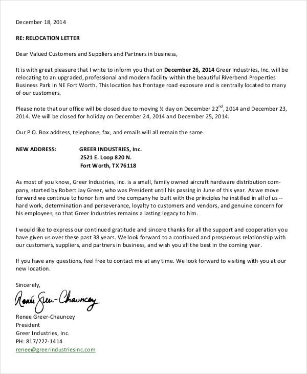 Sample letter of business closure to city hall 100 cover letter sample letter of business closure to suppliers 100 cover spiritdancerdesigns Gallery