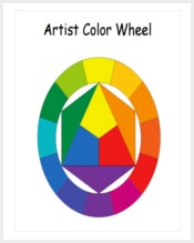 artist-color-wheel-chart-template-pdf-download