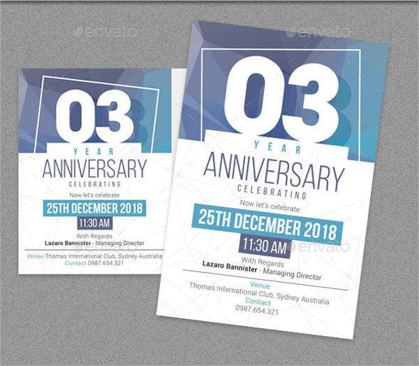 Business Invitation Designs Free Premium Templates