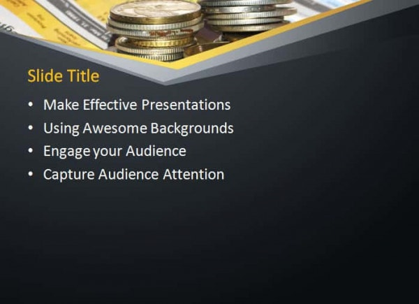 business cash money powerpoint template min