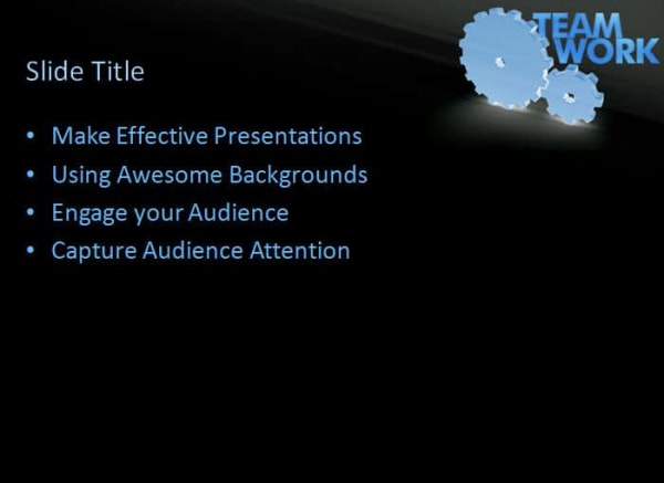 gears team work powerpoint template min