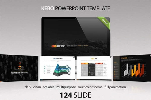 kebo powerpoint template min