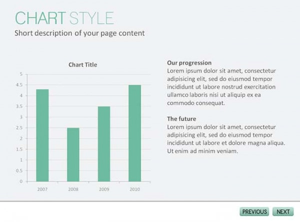 modernist powerpoint template free download