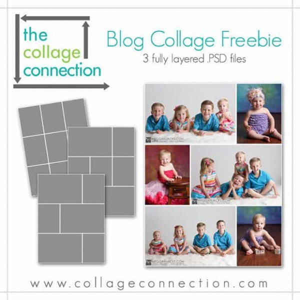 35 photo collage templates free psd vector eps ai indesign blog collage template photoshop pronofoot35fo Images