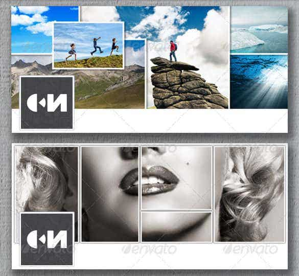 collage cover photos for facebook fan page template min