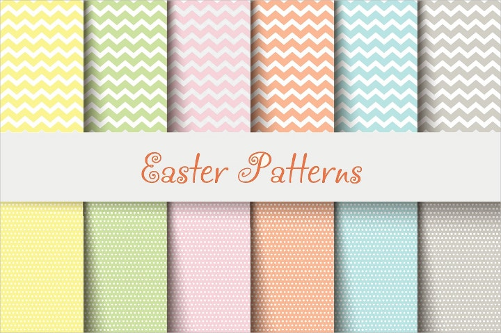 colorful easter patterns1