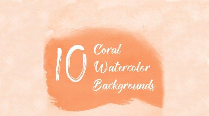coral-watercolor-texture