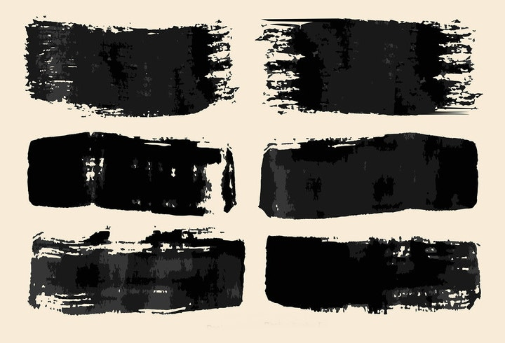 black-paint-brush-strokes