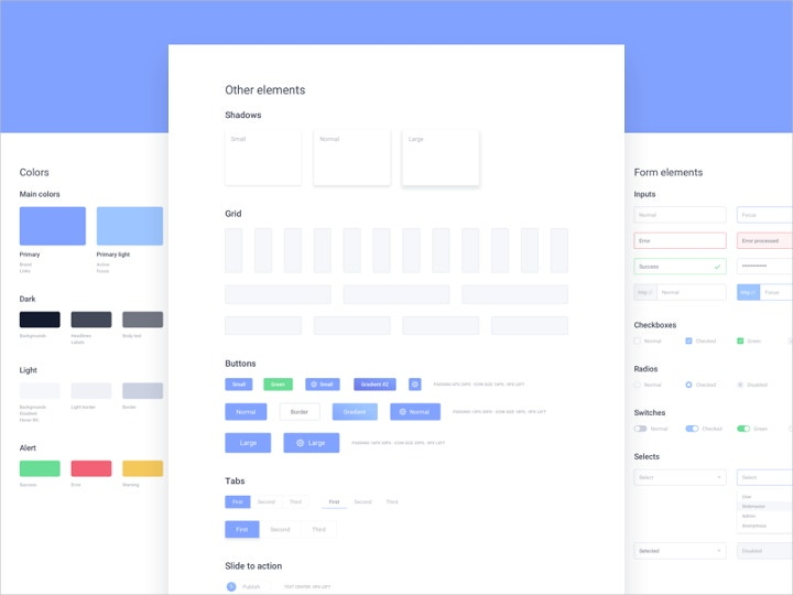 web-ui-elements