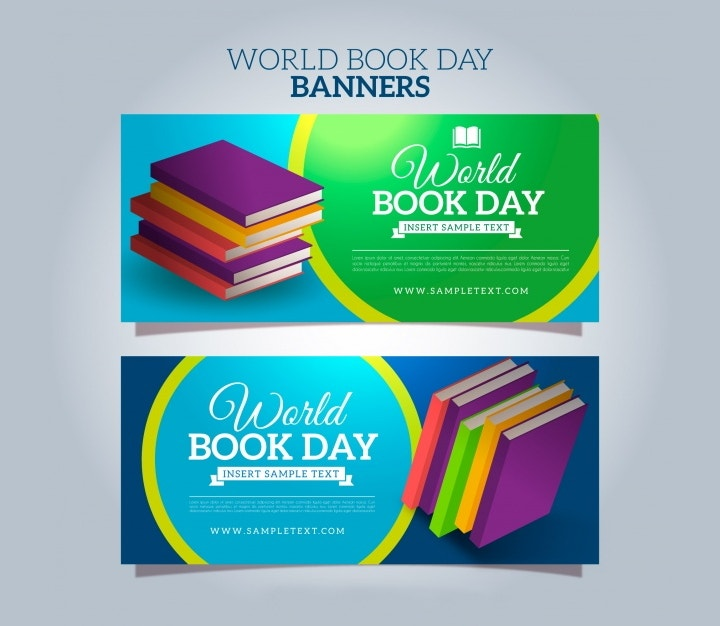 world-book-day-banners
