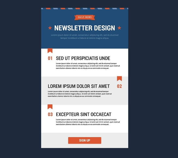editable newsletter template1