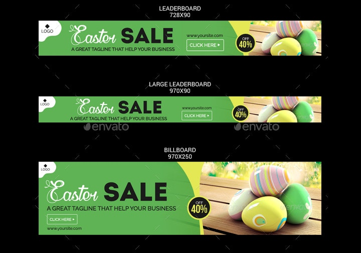 easter sale banners1