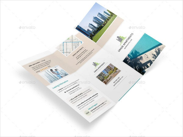 TriFold Brochure Templates  Free  Premium Templates