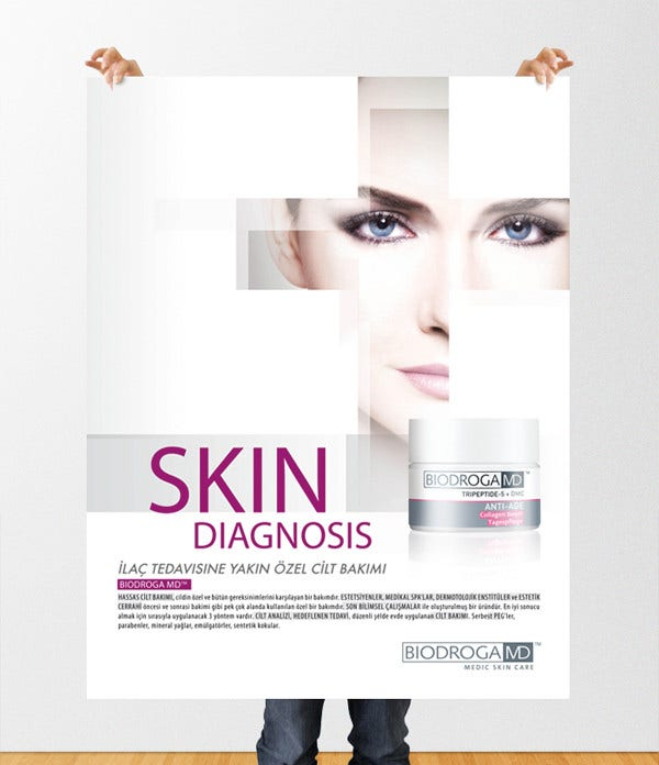 cosmetic-product-advertising-poster