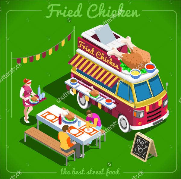 catering-restaurant-advertising-poster