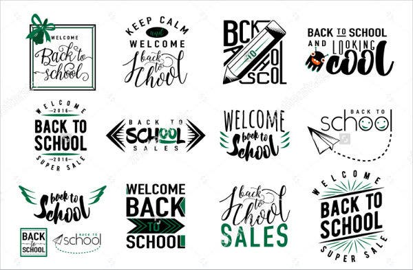back to school advertising poster2