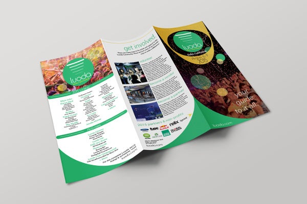 43 tri fold brochure templates ai docs psd pages free