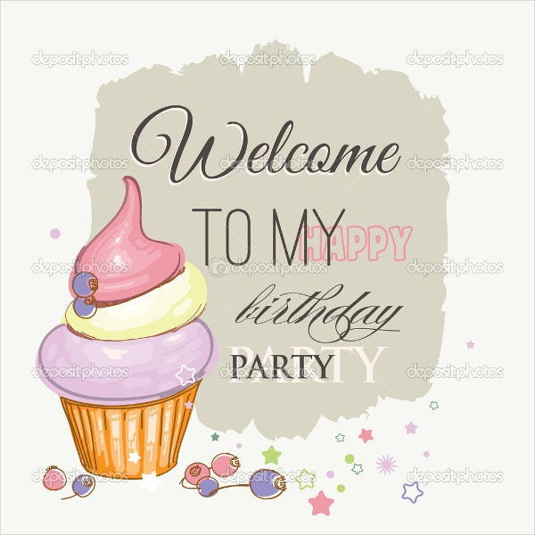 welcome-birthday-advertising-poster