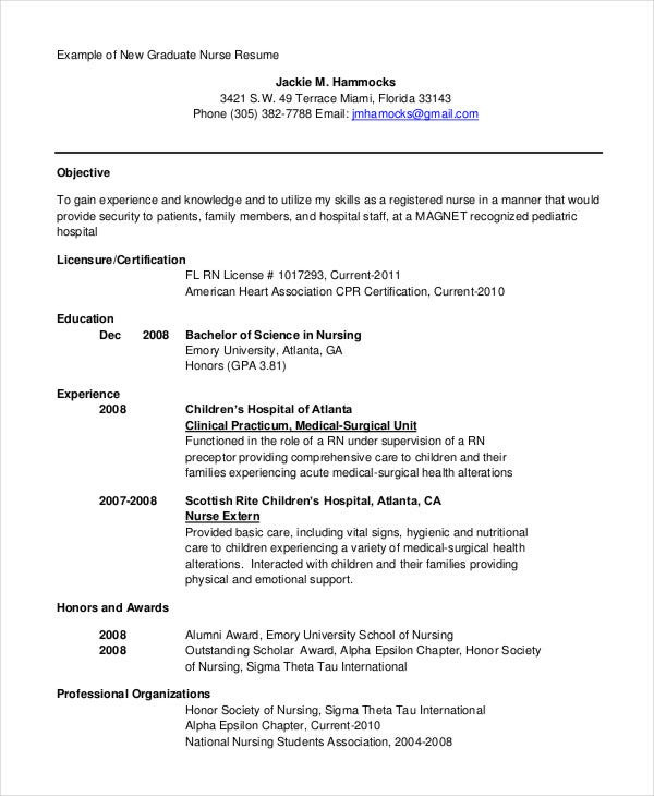 printable resume template pdf free templates australia for high school students nursing